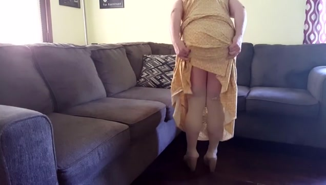 Cd in summer dress stockings and heels hd womens accidents during anal sex