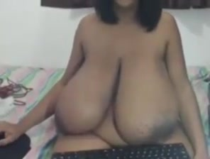 Lactating ebony bbw Beautiful sexy girls boobs