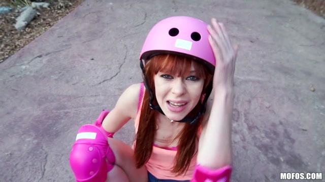 Alexa Nova in Massage Makes Redhead Horny - MofosNetwork