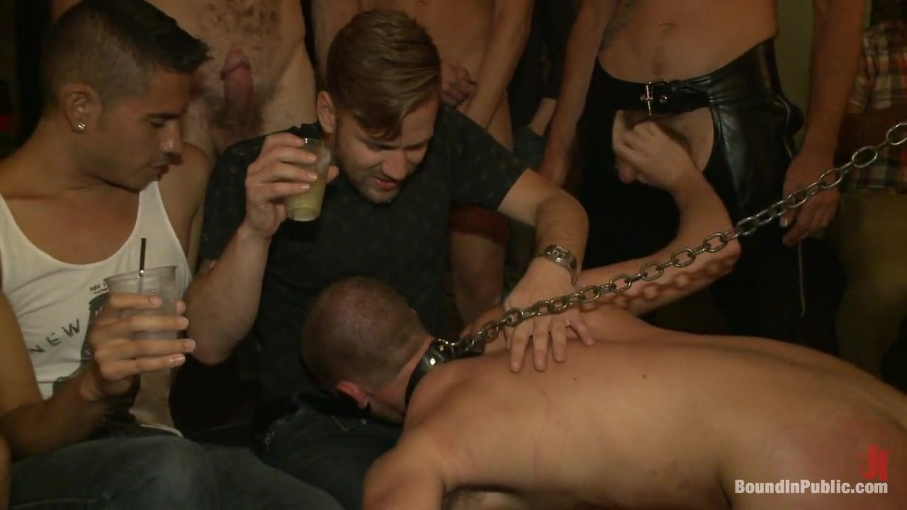 Bound in Public. Cum slut fucked by party goers and tossed in an oil orgy Match 3 Day Free Trial Promo Code