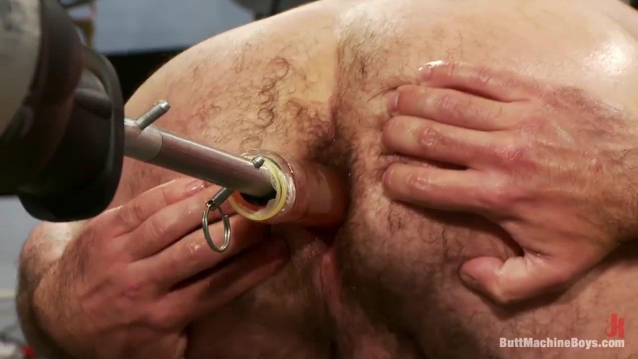 ButtMachineBoys: Machine Challenge Dak Ramsey naked women mature lesbians