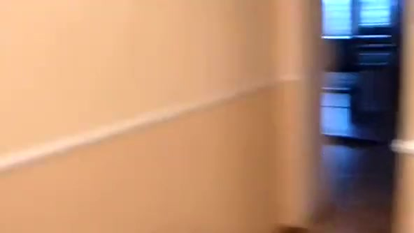 Horny Brunette, Stockings xxx clip