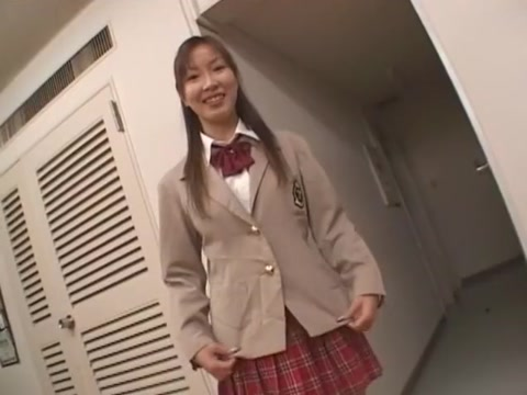 Exotic Japanese girl Yuzuha Hinata in Horny College, Masturbation JAV video Ebony porn tube hd