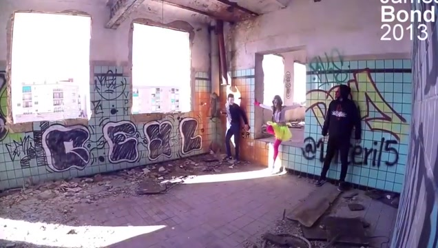 Underground pmv Veronica zemanova acion girls