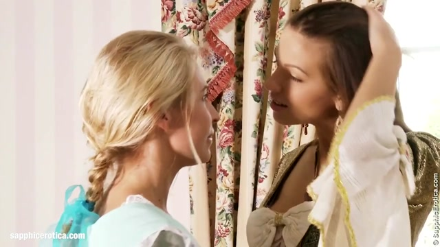 Forbidden Frolick sensual lesbian scene by SapphiX videos xxx de mexicanas en 3gp