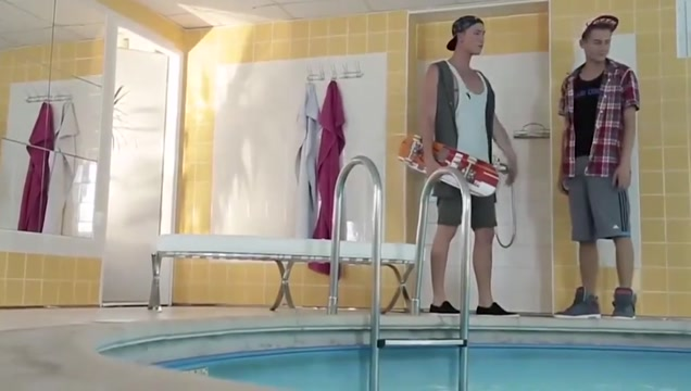 Pool boys Amature milf xxx videos free