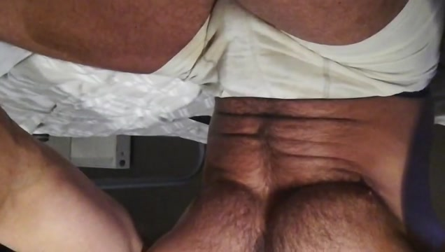 Me gape gay man in underwear