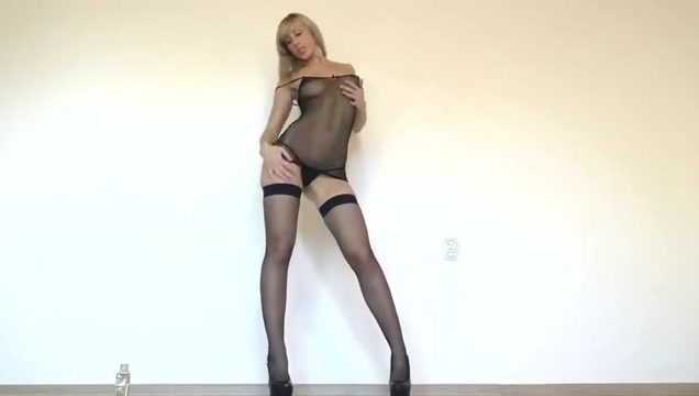 Hot sexy blonde strip dance Xxx pure sexy pictures