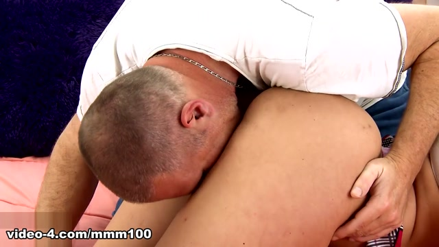 Briana Bounce & Terry in Russian Girl Assfucked - MMM100