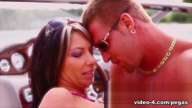 Mandy Fox in Sam Ardente - Sex Boat - PegasProductions Gisele is a hot nymphet