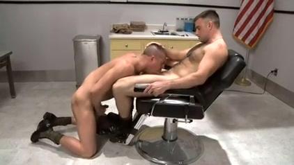 Hot hunk masturbates while sucking his boyfriends cock free sex vagina action