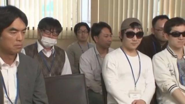 Horny Japanese model Aya Eikura, Risa Sanada in Incredible Office, Public JAV scene Drunk mature mom naked