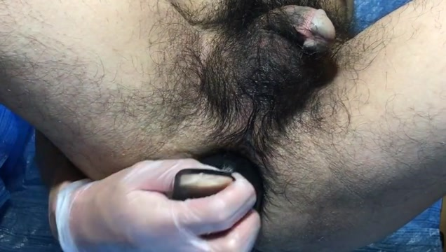 Cumshot by buttplug action suck tiny dick gay story