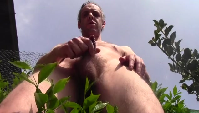 Huge cum shower outdoor naked in public amateur solo male Use to stretch out your anus