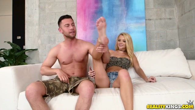 Riley Star & Seth Gamble in A Star Is Porn - FirstTimeAuditions
