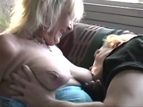 Mature takes anal on the couch Morning coffee naked girls