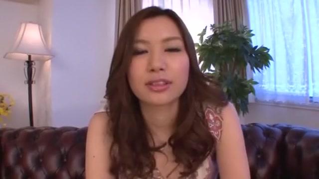 Horny Japanese slut Runa Nishida in Incredible Fetish, Small Tits JAV clip
