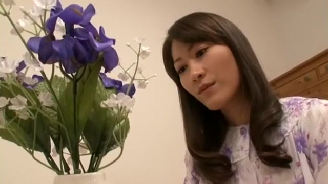 Fabulous Japanese slut Aoki Misora in Amazing Couple, Cunnilingus JAV movie