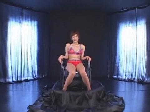 Hottest Japanese model Shinju Murasaki in Amazing Masturbation, Fetish JAV scene Movie Using A Rabbit Vibrator