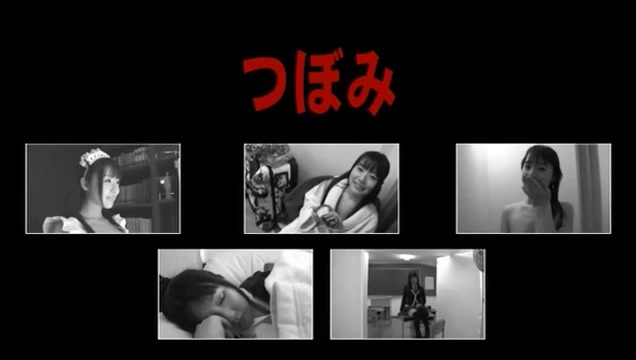 Hottest Japanese girl Tsubomi in Exotic Gangbang, Handjob JAV scene
