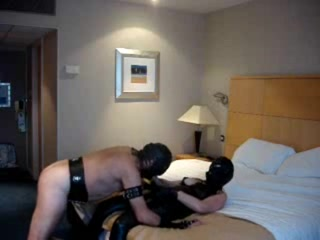 Busty domina fucks a guy in a femdom video Darkx latina in lingerie awaits her bbc