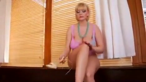Busty blonde Lesbians Pregnant amateur milf masturbation in the shower