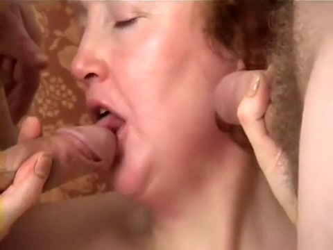 Chubby mature Jerri Hallywell gets a couple of chubby dudes in a threesome lengthy sex clips xxx free