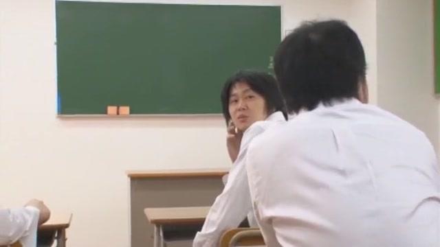 Horny Japanese slut Kurara Nonoshita in Exotic Stockings, Fingering JAV video
