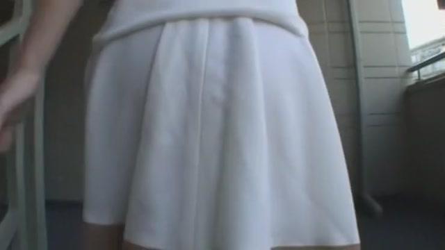 Crazy Japanese slut Yayoi Yanagida in Amazing Masturbation, Blowjob JAV movie Big Ass Oil Massage