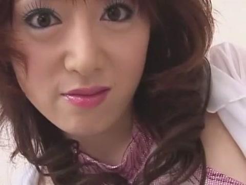 Crazy Japanese model Anna Komukai in Incredible Dildos/Toys, Cunnilingus JAV movie Club Cougar Steals The Cock