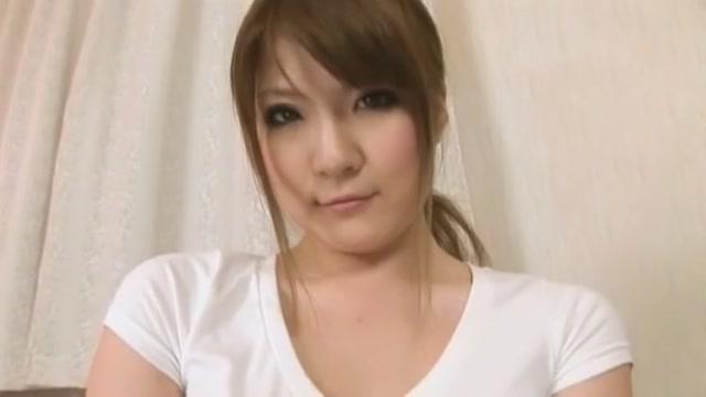 Amazing Japanese whore Momoka Nishina in Incredible Handjob, Cumshot JAV clip Real Life Knocked Up Teen GFs!
