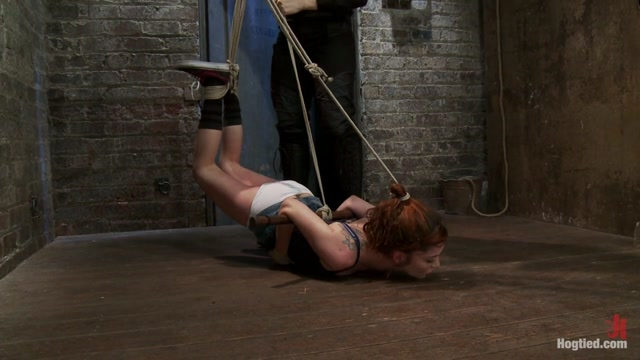 Jessi Palmer in Jessie Palmer - HogTied two girls 1 gay