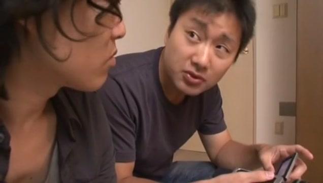 Amazing Japanese slut Haruki Sato in Hottest Big Tits JAV movie