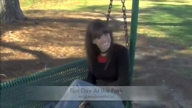 Tickled at the Park!