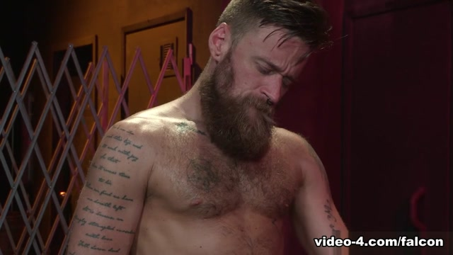 Beards, Bulges & Ballsacks! XXX Video: Aarin Asker, Hyott Walker - FalconStudios Teen Pussy Small