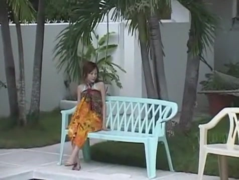 Fabulous Japanese whore Seri Mikami in Amazing Solo Female, Striptease JAV movie