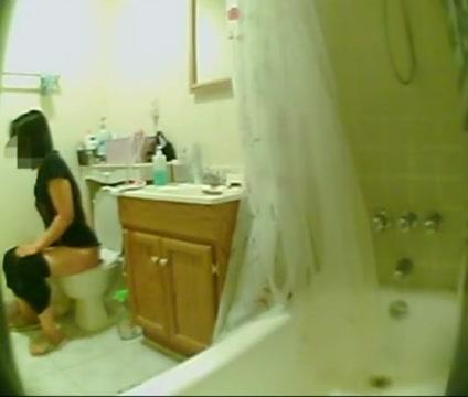 Hidden cam wife late night shower prep 1 of 2