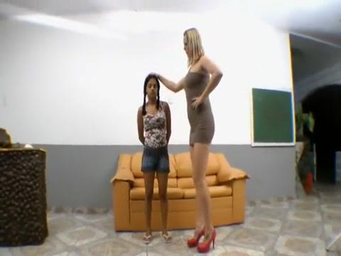 tall girl and small girl Katherine parkinson nude scene gif