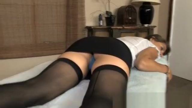 Hot Girl Gets fucked after Massage