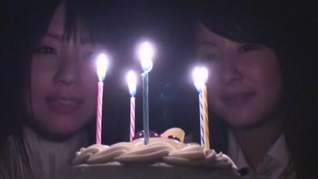 Incredible Japanese chick Ayumi Iwasa, Tsubomi in Horny Lesbian, Cunnilingus JAV video Msage Center