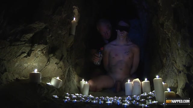 Bound & Wanked In The Cave! - Charley Cole - Boynapped Sexy girls in Kecskemet