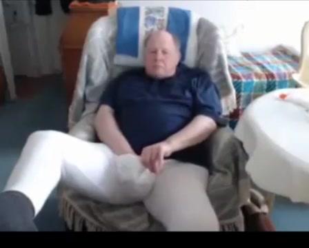 Grandpa cum on webcam 2 Sweet adri blue dildo vid