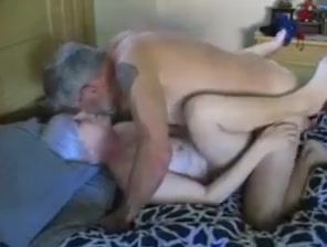 Granny sheila breeding Black lesbian gets oral