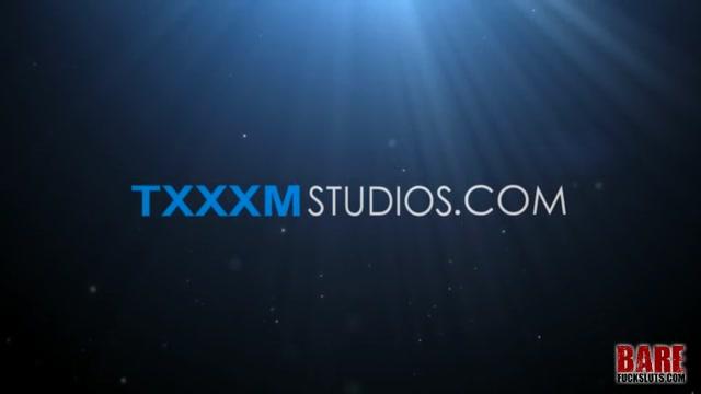 Cum Fucked Into His Ass! - Nathan Gear & Ashton Bradley - TXXXMStudios Interracial breeding virgin