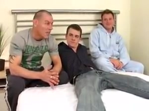 Brit not dad and two lads Czech girl pick up