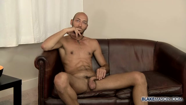 Spanish Hunk Dominic Is Ready To Impress - Dominic Arrow - BlakeMason nude boy and girl in bedroom