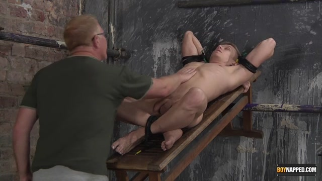 Twink Boy Cocooned In Plastic! - Chris Jansen & Sebastian Kane - Boynapped free booty porn videos gallery