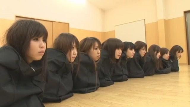 Exotic Japanese slut Airi Hayasaka in Horny Amateur, Blowjob JAV clip Lesbian peeing fetish
