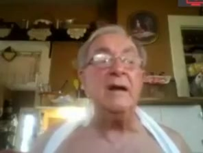 Grandpa jerk off show his asshole Intergenerational lesbianfun