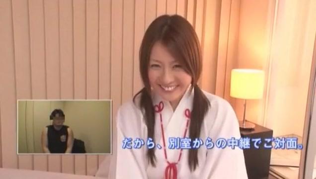Fabulous Japanese model Yui Tatsumi in Horny Handjobs, Blowjob JAV movie Backroom Agent Anal